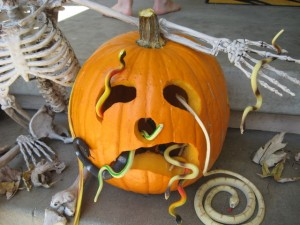 One Of A Kind Halloween Pumpkins Exciting Themes To