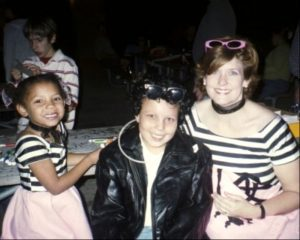 Halloween 50's outfits