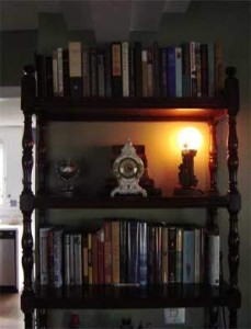 antique-bookcase