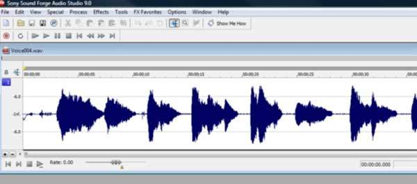 Making Scary Sound Effects with Sony's Sound Forge Audio Studio