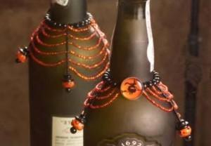 Pumpkin Shroud Wine Jewelry