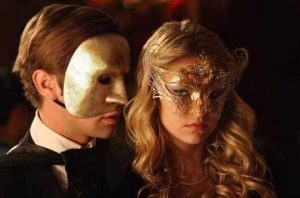 masquerade Halloween party