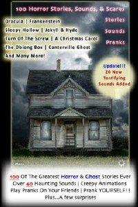 100 Horror Stories app
