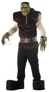 deluxe frankenstein costume