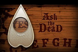 Ask the Dead smartphone app