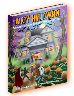 Party Halloween ebook