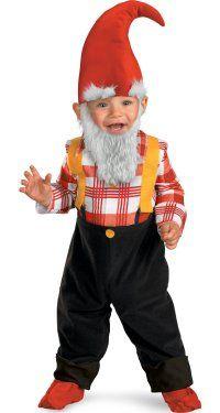 child garden gnome costume