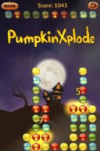 pumpkin xplode app