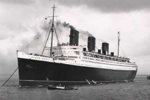 Queen Mary Hauntings