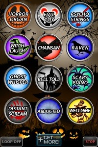 spooky soundbox app