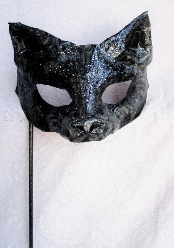 Black Cat Mask, by Magic Mirror