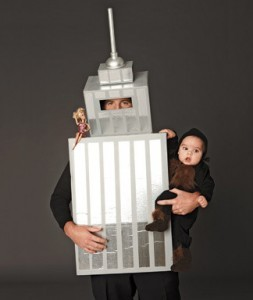 DIY Halloween Costume King Kong
