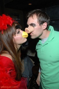 Angry Bird and Piggy Costumes