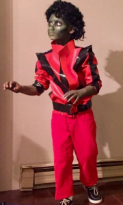 Michael Jackson Thriller Halloween costume
