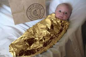 chipotle baby