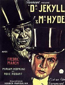 dr jeckyl hide poster