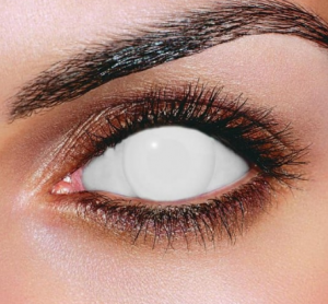 zombie white contact lenses for eyes