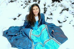 girl princess costume