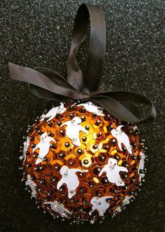 halloween tree ornament