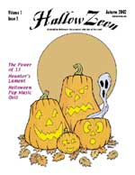 HallowZeen Vol 1 Issue 1