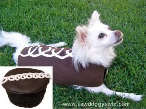 Hostess cupcake (sewdoggystyle.com)