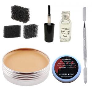 Halloween makeup wax kit
