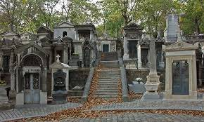 Legends state that Stull Cemetery is cursed and even houses a set of steps leading directly to hell. Image: toypyaps.com