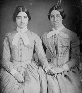 two Victorian sisters one deceased