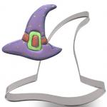 Halloween witch hat cookie cutter